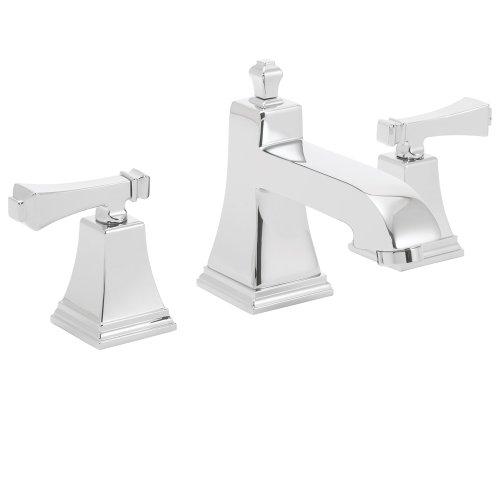 Speakman SB-1321 Rainier Two Handle 8-Inch Widespread Bathroom Faucet, Polished Chrome
