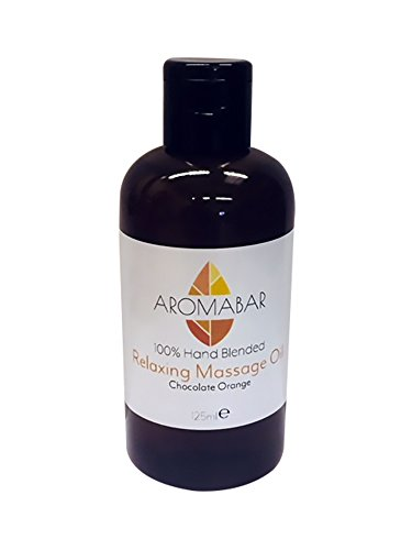 Schokolade Orange Massage Körperöl 125ml