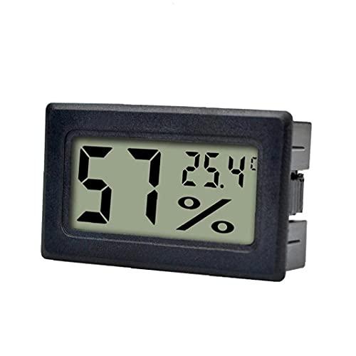 termómetro higrometro lcd de la marca sevennine