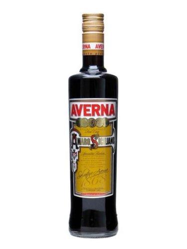 Averna Amaro Siciliano Halbbitter aus Italien 70 cl
