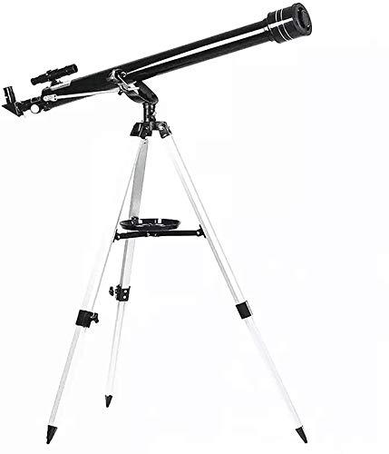 ZHCJH Monocular con trípode, telescopio de Zoom refractivo astronómico para observación Espacial Celeste