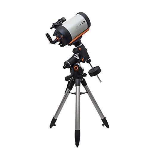 GGPUS Instrumento ecuatorial alemán computarizado, telescopio Refractor telescopio, película Verde Multicapa, Longitud Focal 2032 mm, máximo 480 Veces