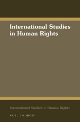 Responding to Human Rights Violations, 1946-1999 (International Studies in Human Rights, Band 63)