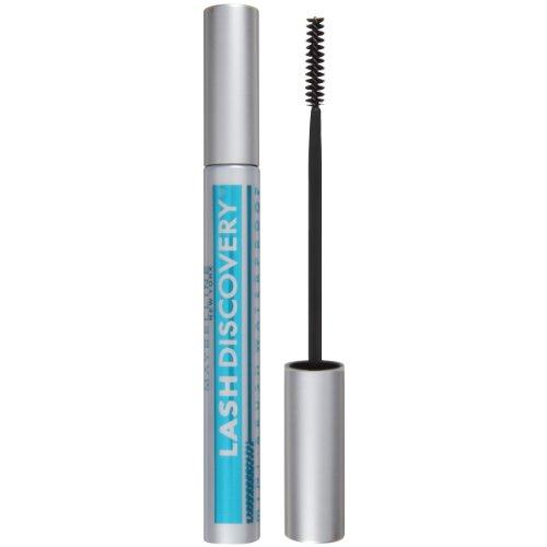 MAYBELLINE Lash Discovery Mini-Brush Waterproof Mascara - Very Black