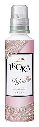 フレアフレグランス 柔軟剤 IROKA(イロカ) Bijou(ビジュー) 本体 570ml