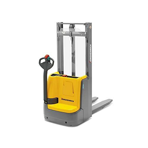 Elektro-Stapler Jungheinrich EJC 112/ZT, Hub 2.500 mm, Einbauladegerät - Die Leistungsklasse von Jungheinrich – auch für den anspruchsvollen Einsatz geeignet