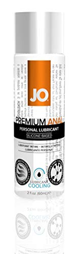 JO Premium Anal Silicone Lubricant - Cooling (2 oz)