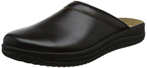 Rohde Softana- H 2779 - Zapatillas de casa de Cuero para Hombre,...