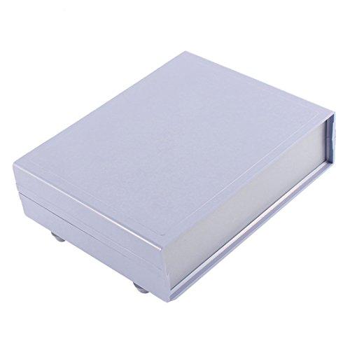150 x 120 x 40mm Caja Funda Plástica Proyecto Electrónico Instrumento Panel