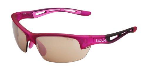 Bolle Bolt S Photo V3 Golf Sunglasses, Pink
