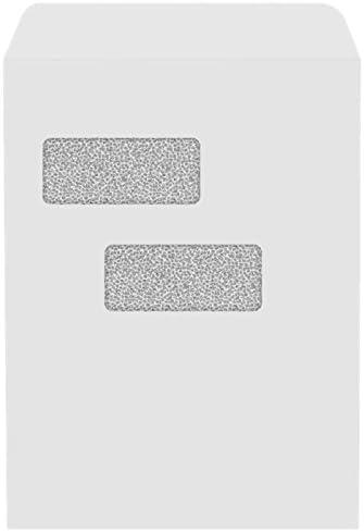 9 x 12 Open End Seasonal Wrap Introduction Double Window Recommendation - Envelopes w 28lb. White Security
