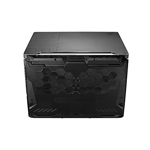 ASUS TUF Gaming F15 (2021), 15.6-inch (39.62 cms) FHD 240Hz/3ms, Intel Core i7-11800H 11th Gen, RTX3060 6GB Graphics Gaming Laptop (16GB RAM/1TB SSD/Windows 10/Gray/2.3 kg), FX566HM-AZ117T