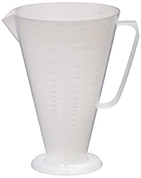 Ratio-Rite Measuring Cup  does not come with lid
