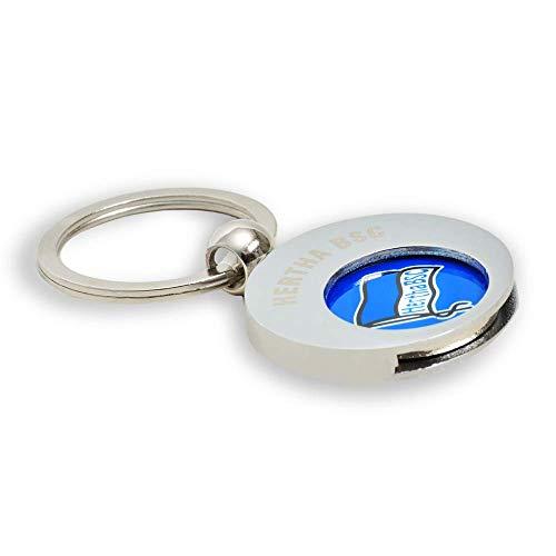 Hertha BSC Schlüsselanhänger Einkaufschip
