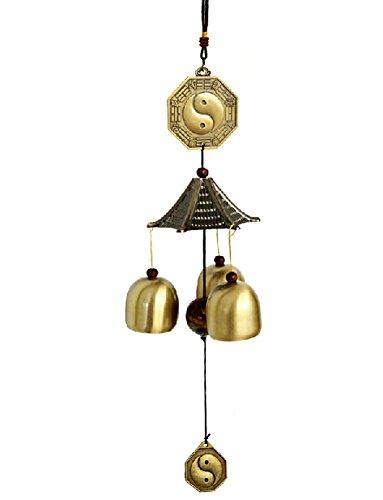 délicate campanula / décorer carillons à vents, Tai Chi / 3