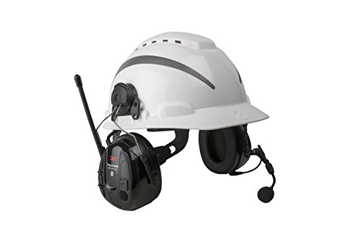 3M Peltor WS Alert XP, Helmet Attachment, Capacity, Volume, NA, Standard, Black