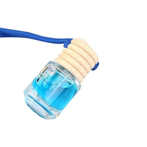 Auto Parfüm Anhänger Französisch Miracle Aromatherapie Ätherisches Öl LufterfrischerHanging Ornamentcar Zubehör NewGreen