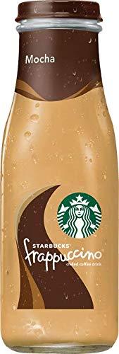 Starbucks Frappuccino, Mocha, 9.5 Ounce Glass Bottles, 15 Count