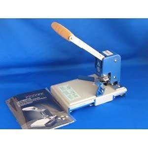 業務用 角丸(R6) コーナー カッター 卓上 名刺、カードの角切(3.5R,10Rのオプション刃型2個をセットします)【並行輸入品】