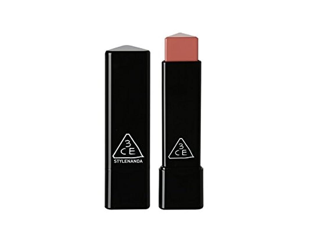 あごひげ不定ペルー3CE スロージャム三角形口紅 3 Concept Eyes Style Nanda Glow Jam Stick Triangle Lipstick (正品?海外直送品) (Longing)