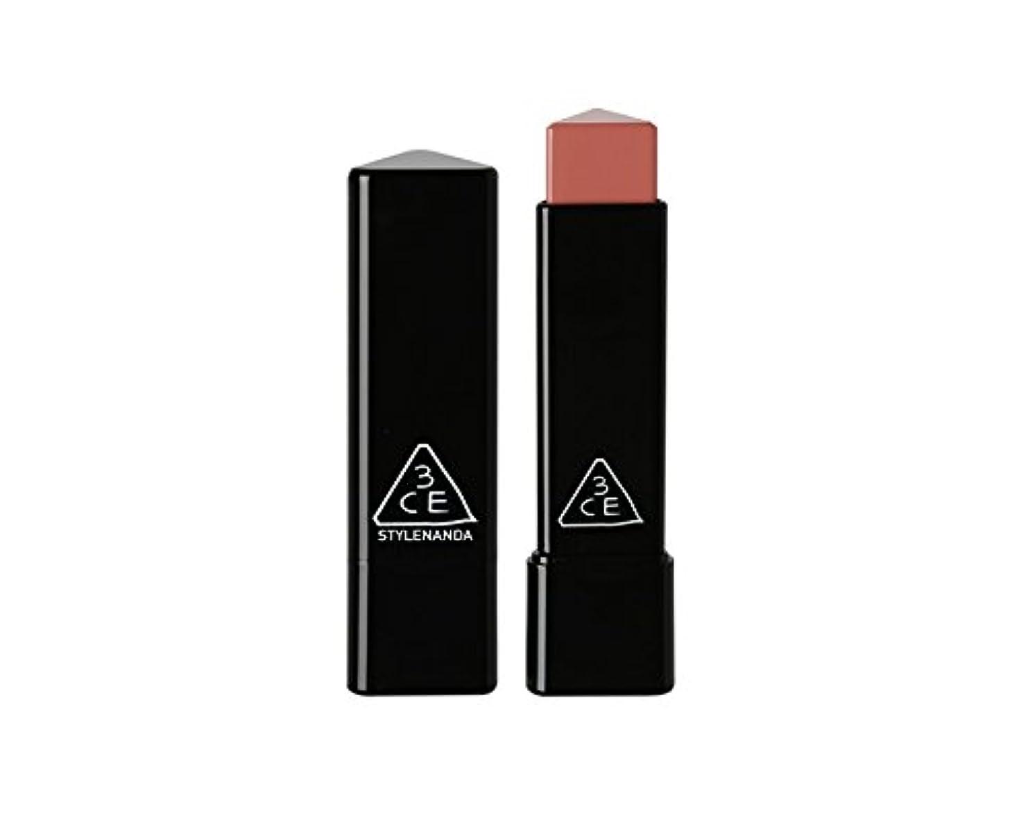 帝国混乱開いた3CE スロージャム三角形口紅 3 Concept Eyes Style Nanda Glow Jam Stick Triangle Lipstick (正品?海外直送品) (Longing)