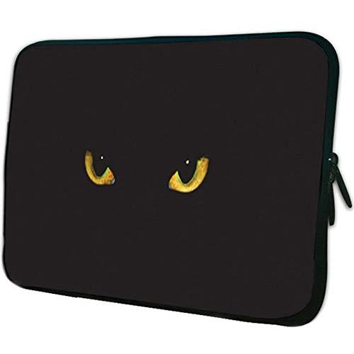Yinghao Notebook-Tasche 15 6 15 13 12 14 10 10 1 9 7 Zoll Tablet PC-Tasche für HP Acer 17 17 3 13 3 11 6 Chromebook-Hülle für Laptops@Auge_14 Zoll