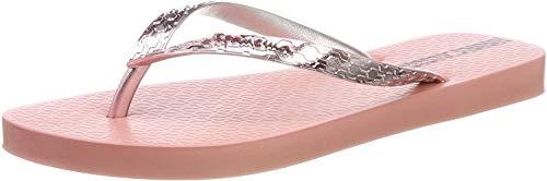 Ipanema Damen Glam FEM Zehentrenner, Pink (Pink/Metalic Pink 9147), 40 EU