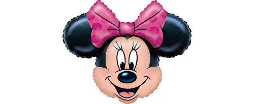 AMSCAN EUROPE Folienballon SuperShape MinnieMouse