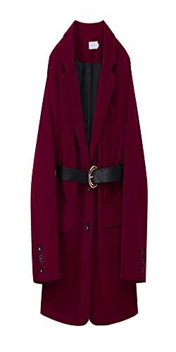 Net rot Kleiner Anzug weibliche Jacke schwarz 2021 Frühling und Herbst Koreanisches Temperament lose lässige kleine Anzug Jacke Trend