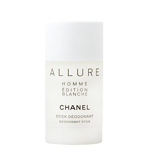 allure homme edition blanche deodorante stick 75 ml