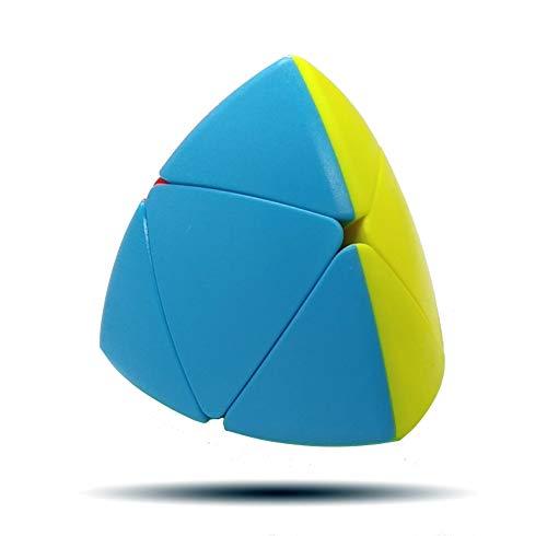 lvl25 Cubo Mastermorphix 2x2 stickerless, Velocidad y Gran Giro. LEVEL25