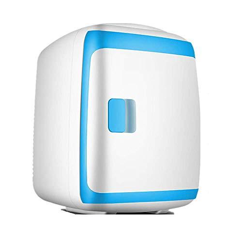 FZYE Mini refrigerador para automóvil de 13 l, refrigerador portátil y Calentador, refrigerador para cosméticos, refrigerador Personal silencioso y Compacto para cosméticos, Leche Mater