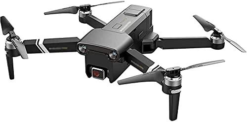 GZTYLQQ Drone Portatile Pieghevole Senza spazzole Telecamera Aerea 4K Professionale ad Alta Definizione Telecomando per Aerei Entry-Level, Trasmissione di Immagini 5G, Volo di 2000 m