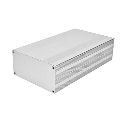 Caja de caja, Caja de proyecto de aleación de aluminio, Buena disipación de calor para decodificadores, Controladores Productos electrónicos