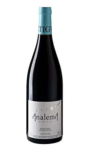 ANALEMA Negre de Nit 2018 - Vino Tinto Serie Limitada 600 Botellas - Garnacha Peluda en Barrica de Roble Francés - D.O. Montsant - 1 Botella x 750 ml