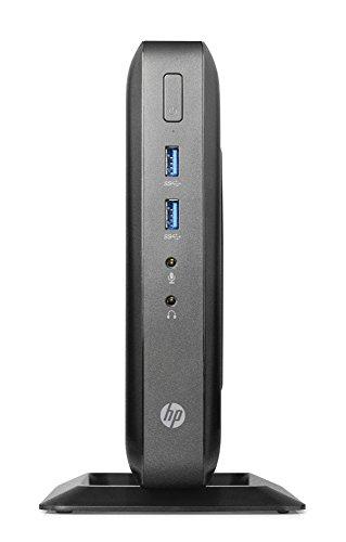 HP T520Weich–Computer Desktop-Mini (gx-212jc, Flash, Windows 10IOT Core, Schwarz, AMD G, ddr3l-sdram)