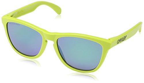 Oakley Frogskins Lunettes de Soleil Mode homme Vert (Verde)