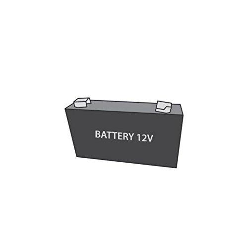 Atlantis Land A03-BAT12-9.0A Acido piombo (VRLA) 9Ah 12V batteria UPS [Italia]
