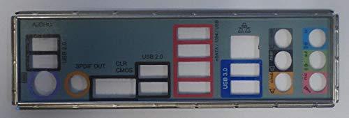 ASRock 870 Extreme3 Blende - Slotblech - IO Shield #29409