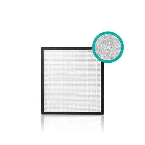Alen BreatheSmart F700/A500/F750/FIT50 Filter - HEPA Silver Replacement Filter for Mold, Pollen & Bacteria - FF700-Silver (1-Pack)