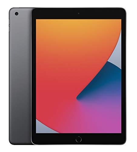 2020 Apple iPad (10,2', Wi-Fi, 32GB) - Space Grau (8. Generation)