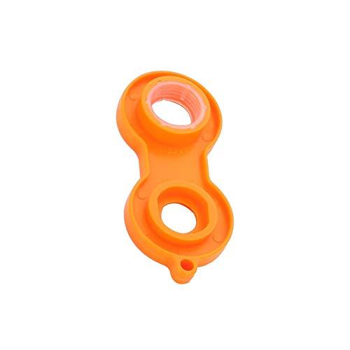 FYYONG Herramienta aireador plástico Espolvorear Grifo Llave inglesa Sanitarios reparación herramienta Compatible with la mejora lishao casa