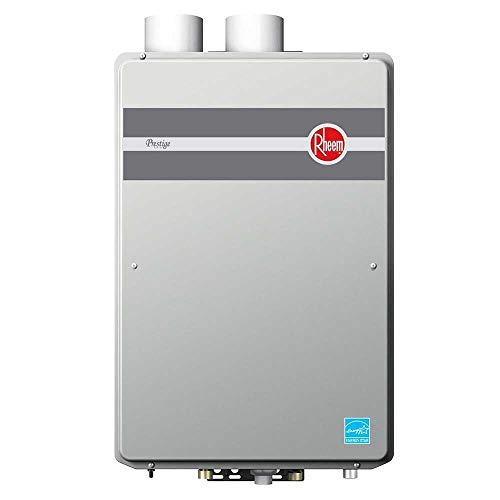 Rheem RTGH-84XLN Outdoor Natural Gas Condensing Tankless Water Heater Low Nox