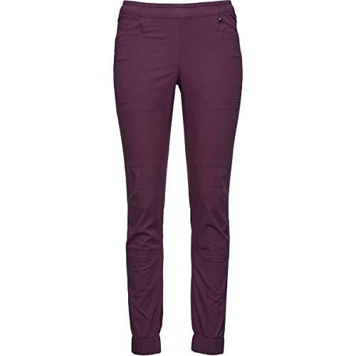 Black Diamond W Notion SP Pants - Pantalón informal unisex, W Notion SP Pants, ciruela, XS