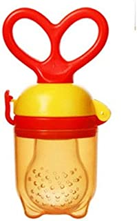 JYC Fresh Food Milk Feeder Feeding Tool Safe Baby Supplies Toys By Dilute (Color : Orange)