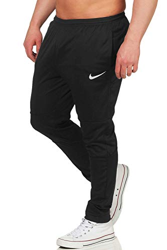 NIKE Men's Dry Park18 Footballs Pants, Hombre, Black/Black/(White), S