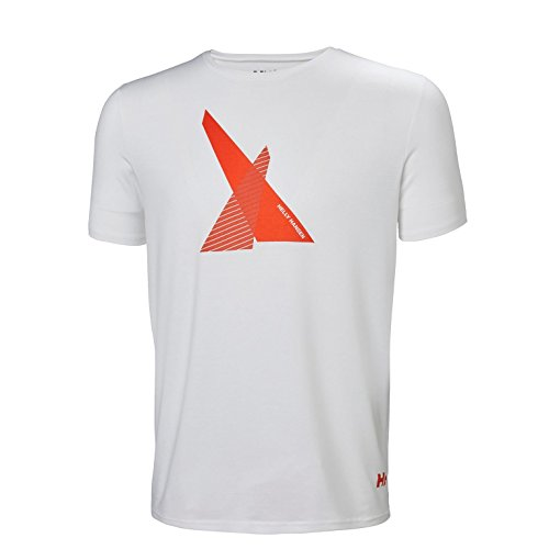 Helly Hansen Hp Shore T-Shirt White XL