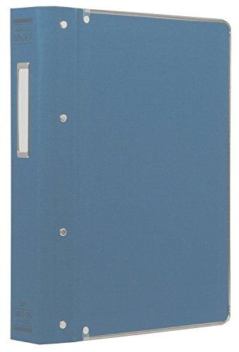 200-blade-120BZ Blue B5 Tatefuchi gold paste Kokuyo color binder MP cloth (japan import)