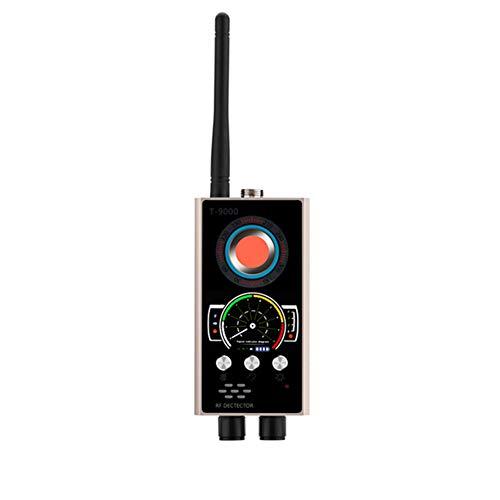 QWQ Tracker, Anti-Eavesdropping Bug Mini Cámara Oculta Detector De Gama Completa GPS del Teléfono Celular De Sonido De La Señal De RF gsm Detector De Dispositivos De Espionaje