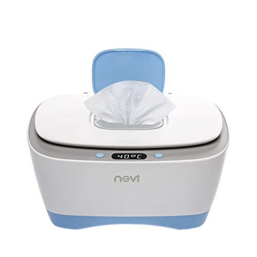 Mikiya huishouddoeken, draagbaar, voor baby's, handdoeken, vochtig papier, thermostaat, verwarmingsbox, temperatuur verstelbaar